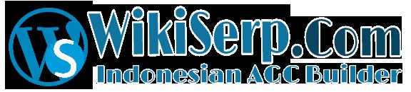 Wikiserp.com – Blog Builder Indonesia Terbaru Lho !